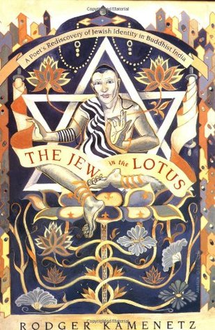 Cover of The Jew In The Lotus by Rodger Kamenetz