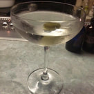 Martini from Pepe le Moko