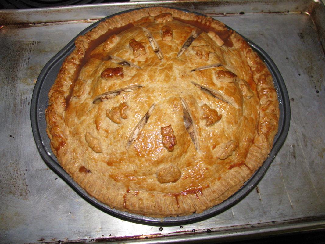 The best apple pie EVER.