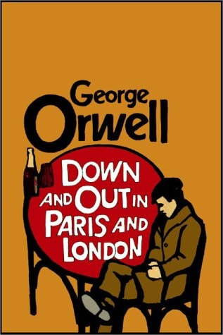 Cover of George Orwell's