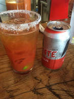 Michelada from Pambiche