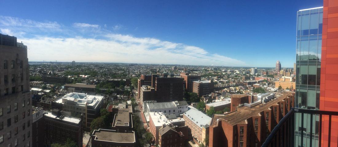 Cityscape of Philadelphia
