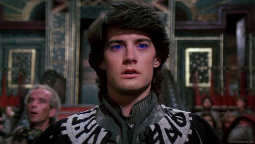 Kyle MacLaughlin as Paul Atreides in Dune (1984)