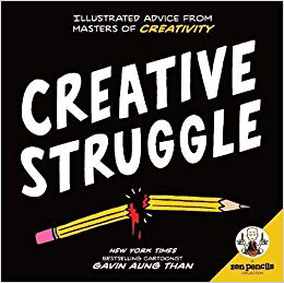 Cover of Creative Struggle by Gavin Aunt Than