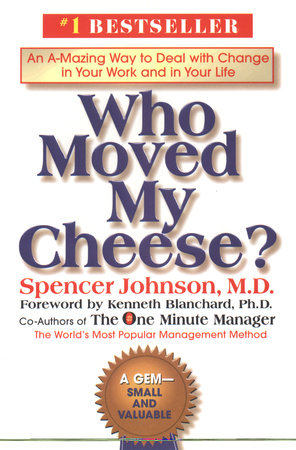 Cover of Who Moved My Cheese?