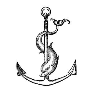 festina lente anchor